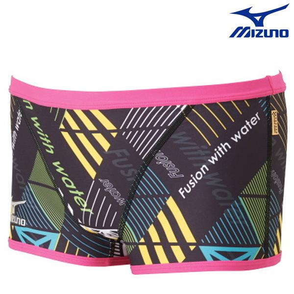 N2XB7071[93] MIZUNO 미즈노 숏 사각 탄탄이 수영복